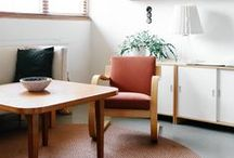Mid-Century Living Room / A living room should always be done Mid-Century for the most welcoming and warm atmosphere!