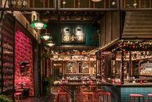 Pub Interior Design / Pub's Interior Design from around the world.