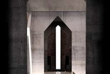 Holy Architecture / Mosques, synagogues, churches and temples... Explore the holy imprint of architecture!