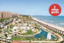 Ofertas y Semanas Temáticas / Marina d'Or posee un amplio abanico de eventos realizados, ofreciendo 5.500 plazas hoteleras y todas sus instalaciones para la organización de semanas temáticas, competiciones deportivas, concursos, convenciones empresariales y mucho más.
