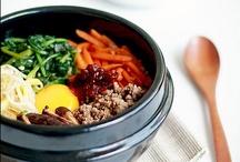 Korean Food: Rice / Korean rice dishes