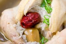 Korean Food: Chicken / Korean chicken dishes