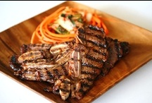 Korean Food: Beef / Korean beef dishes