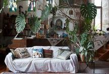 INDOOR/OUTDOOR / Spaces and places that get my inspiration flowing  / by Constance Burt