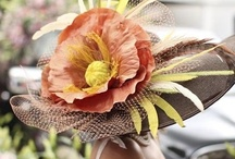 Derby Style / Derby Style inspiration. Don't forget to wear a hat! The bigger and more colorful, the better at the Kentucky Derby.