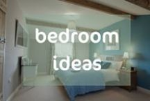 Holiday Home Bedroom Ideas / Stylish bedrooms to inspire (and to make you feel sleepy!) your holiday home decor. For more styling advice visit http://bit.ly/StylingPackages