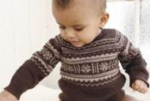 Stricken: Kinderkleidung