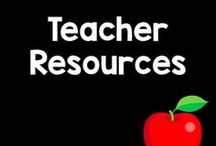 Teacher Resources / Need a worksheet for science? Looking for a better way to review math? Here are some great pins for teacher resources!