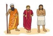 Abraham / Slides from my Bible story PowerPoint presentations, and some of the historical research that inspired them.