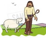 God the Shepherd / Slides from my Bible story PowerPoint presentations. Some of the research that inspired them. Sunday School craft & games Ideas.