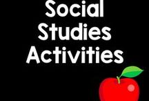 Social Studies Board / Studying community helpers? Looking at the 3 branches of government? Here are some great social studies resources to use in the classroom