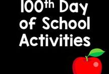 100th Day of School / Need ideas for the 100th day of school? Here are some games and activities to celebrate this exciting day!