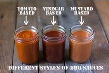 Epic BBQ Sauce - All you need is sauce! / Delicious BBQ sauces & marinades! Mustard, tomato or vinegar based sauces for every purpose. Find the right recipe.