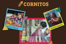 India loves CORNITOS! / We caught people all over the country with a bag of our CORNITOS! Nacho Crisps. Take a look.