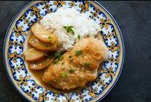 Recipes - Main / Chicken