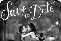 Save The Date Ideas! / Inspiration for Save the Date Photos and Invitations
