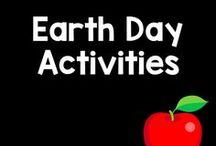Earth Day / Celebrate Earth with these fun activities for Kindergarten through 5th grade.