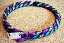 Animal Print Hoops & Inspiration / HoopBunny animal print hula hoops and their inspiration.