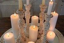 Candlelight / The simple pleasure of candles