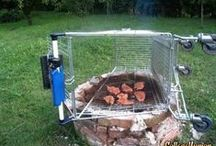 Grill Funnies! / Funny Grill Jokes! BBQ humor. Barbecue jokes! Whatever you call them, they're funny.