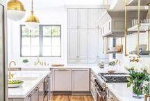 Kitchens / Kitchens | Kitchen Design | White Kitchens | Farmhouse Kitchens | Bright Kitchens | Open Concept Kitchens | Before & After Kitchens | Cottage Kitchens | Kitchen Makeovers | Kitchen Inspiration
