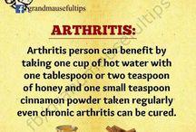 Arthritis / Things that help