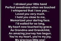 Grandchildren / Love,happiness,joy