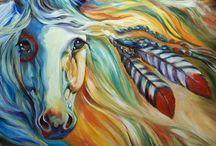 Horses / All kinds