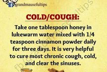 Cold and Flu Remedies / All cures