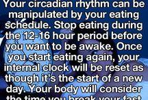 Insomnia / How to fall asleep