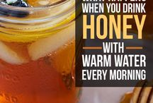 Honey,Lemon,Cinnamon& A C Vinegar / Remedies,Recipes,ect.