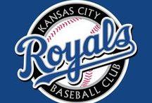 ⚾ Kc RoyAls BaseBALL ⚾ / by Janet Lawson