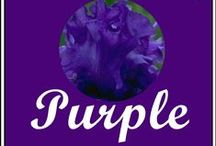 Purple / by Janet Lawson