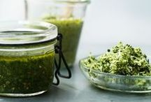 Recipes - Sauces, Dips and Dressings