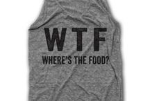 Funny Exercise Tanks & Shirts / Funny Exercise T-shirts and Tanks that I want and can give as gifts