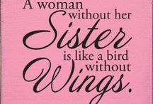 Sisters / There for you at all times