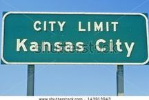 Kansas City / ShOw me StatE / by Janet Lawson