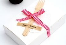 DIY Food Packaging / Food packaging DIY and inspiration for gifts.