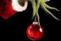 Christmas Decor & Food / Christmas