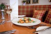 """Food at The Pipers' Tryst / The National Piping Centre has a reputation for excellence and it's no different when it comes to traditional Scottish hospitality. The Telegraph called us a """"wee Scottish gem"""" - book here to find out why: http://www.thepipingcentre.co.uk/hotel-restaurant/"""