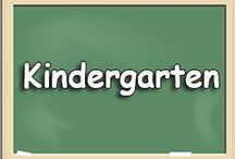 Kindergarten / Educational resources for Kindergarten teachers and students.