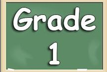 Grade 1 / Educational resources for Grade 1 teachers and students.