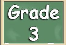 Grade 3 / Educational resources for Grade 3 teachers and students.