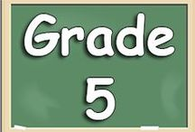 Grade 5 / Educational resources for Grade 5 teachers and students.