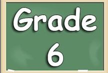 Grade 6 / Educational resources for Grade 6 teachers and students.