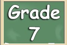 Grade 7 / Educational resources for Grade 7 teachers and students.