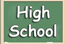 High School / Educational resources for high school teachers and students.