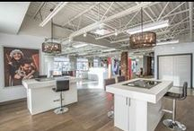 The Discovery Centre / Our amazing new Discovery Centre. Your one stop shop to find your perfect #Regina #Dream #Home