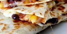Paninis & Quesadillas / p & q