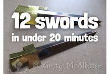 Warriors & Weapons